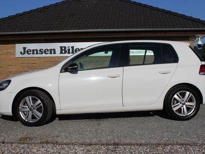 brugt VW Golf VI 2,0 TDi 140 Match