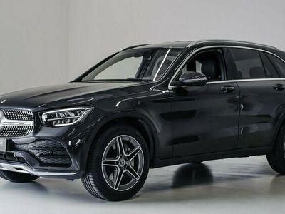 brugt Mercedes GLC220 d AMG Line aut. 4Matic 2021