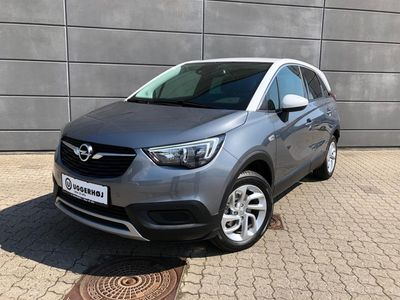 käytetty Opel Crossland X 1,2 Turbo INNOVATION Start/Stop 110HK 5d 6g Aut.