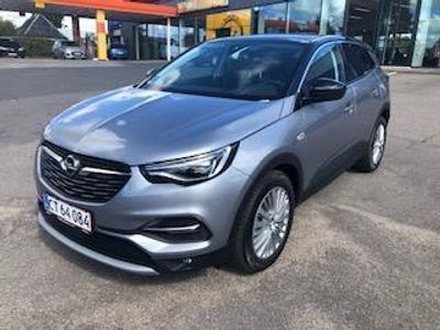 brugt Opel Grandland X 1,2 T Exclusive Start/Stop 130HK 5d 8g Aut.