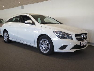 second-hand Mercedes CLA200 1,6 SB