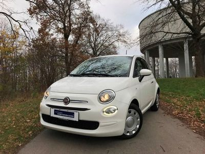 brugt Fiat 500 0,9 TwinAir Collezione Start & Stop 80HK 3d