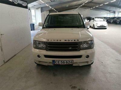 brugt Land Rover Range Rover 3,6 TD DPF V8 SE 4x4 272HK 5d 6g Aut.