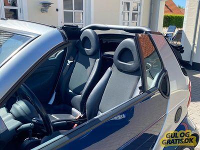 brugt Smart ForTwo Cabrio MEGET FIN Smart Fortwo CABRIOLET