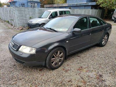 brugt Audi A6 2,4 V6 Avant