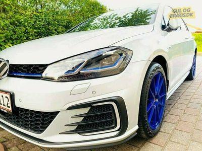 brugt VW Golf 7.5 GTE sælges