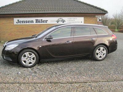brugt Opel Insignia 2,0 CDTi 160 Sport ST