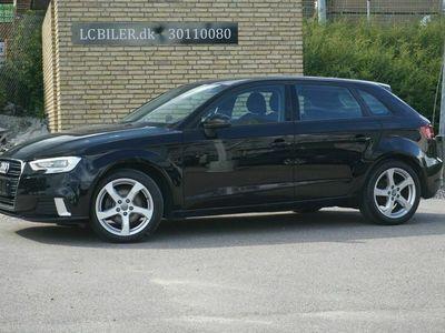 brugt Audi A3 Sportback 1,5 TFSi 150 Sport