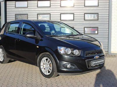 brugt Chevrolet Aveo 1,2 LTZ