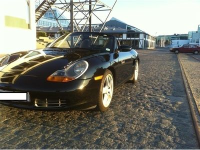 second-hand Porsche Boxster 2,5