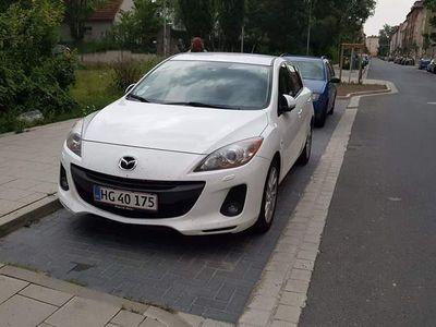 brugt Mazda 3 1,6 DE HATCHBACK