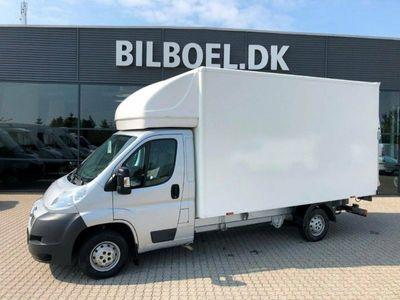 brugt Peugeot Boxer 335 3,0 HDi 180 Alukasse m/lift