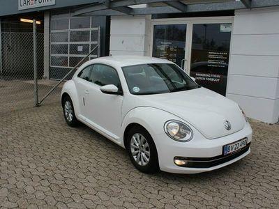 gebraucht VW Beetle The1,6 TDi 105 Design BMT