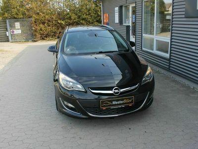 brugt Opel Astra 4 T 140 Sport Sports Tourer