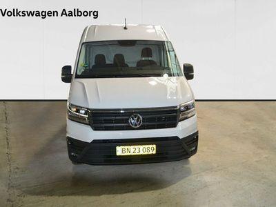 gebraucht VW Crafter 35 2,0 TDi 177 Kassevogn L3H2
