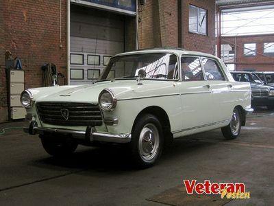 brugt Peugeot 404 / 1,5 l Man. 4d