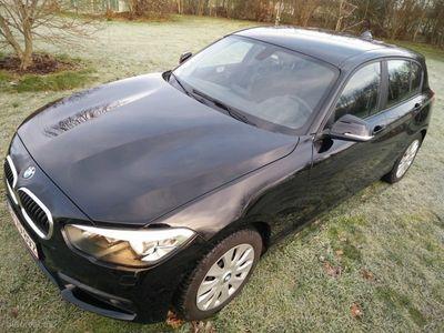 second-hand BMW 118 d 2,0 D Steptronic 150HK 5d 8g Aut.