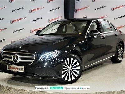 brugt Mercedes E350 2,0 Avantgarde aut.