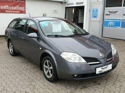 used Nissan Primera 1,8 Acenta stc.