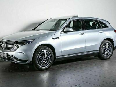 brugt Mercedes EQC400 AMG Line 4Matic