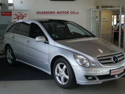 used Mercedes R320 3,0 CDi aut. 4-M