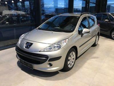 käytetty Peugeot 207 1,6 HDi 90HK Stc