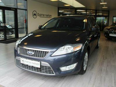 gebraucht Ford Mondeo 2,0 TDCi 140 Titanium stc.