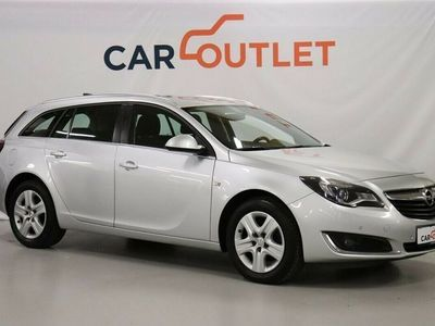 brugt Opel Insignia 1,6 CDTi 136 Edition ST aut.