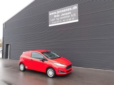 brugt Ford Fiesta 1,5 TDCi Titanium 75HK 5d 2016