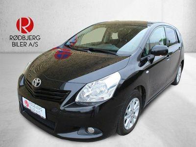 brugt Toyota Verso 2,0 D-4D T2 7prs