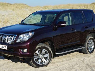 gebraucht Toyota Land Cruiser 7 pers. 3,0 D-4D T3 Navigation 4x4 190HK 5d Aut.