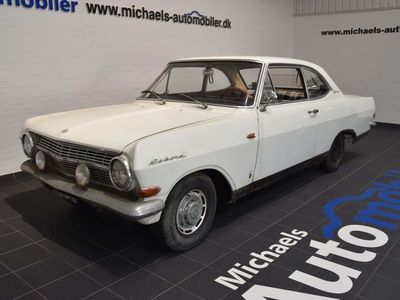 brugt Opel Olympia Rekord SCoupe