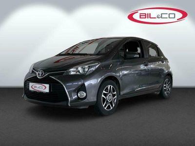 brugt Toyota Yaris 1,3 VVT-I T2 Premium 100HK 5d 6g