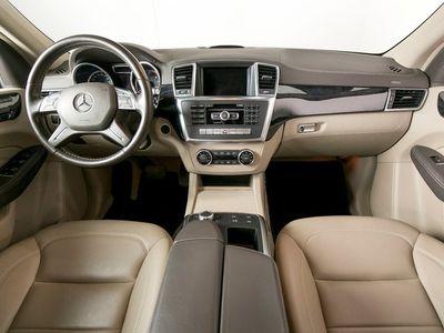 brugt Mercedes ML350 3,5 BlueTEC aut. 4-M Van