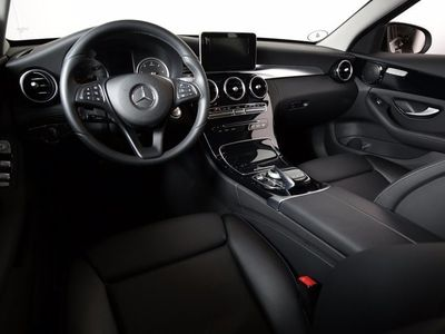 brugt Mercedes C200 BlueTEC st.car aut.
