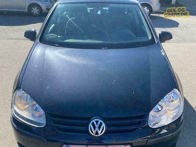 brugt VW Golf V 1,9 TDI 105 hk 20 km/l 2006