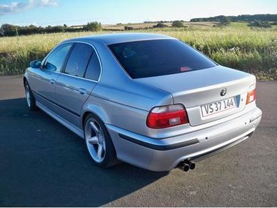 brugt BMW 540 4,4 Steptronic