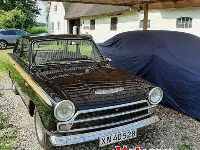 brugt Ford Consul Cortina Mk1 GT