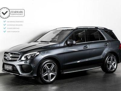brugt Mercedes GLE500 4,7 aut. 4-M
