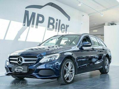 brugt Mercedes C200 2,0 Business stc. aut.
