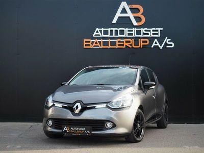 brugt Renault Clio IV 1,5 dCi 75 Formula Edition