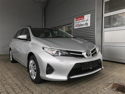 used Toyota Auris 1,6 Valvematic T1+ 132HK Stc 6g