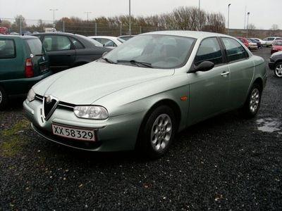 käytetty Alfa Romeo 156 1,6 TS 16V