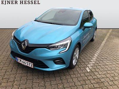 brugt Renault Clio 1,0 TCE Zen 100HK 5d