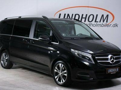 brugt Mercedes V250 d 2,2 Avantgarde aut. lang