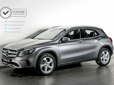 used Mercedes GLA220 d 2,2 aut. 4-M