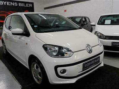 brugt VW up! 1,0 Bluemotion Move 75HK 3d