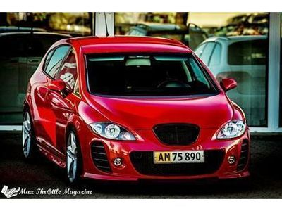brugt Seat Leon 1,8 Stylance