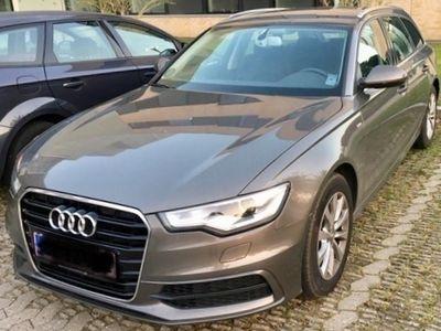 brugt Audi A6 AVANT 2.0 TDI 177 HK 5-dørs MULTITRONICS-Line