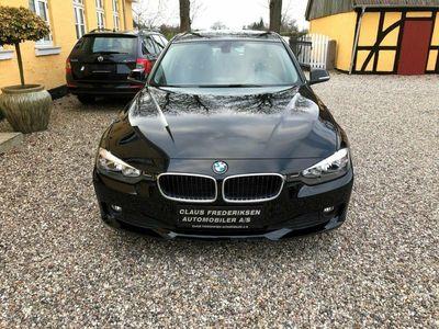 usata BMW 318 d 2,0 Touring aut.